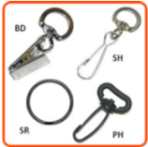 Standard Lanyard Attachments